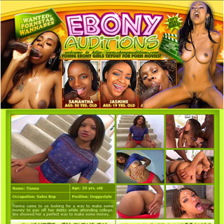 Ebony Auditions